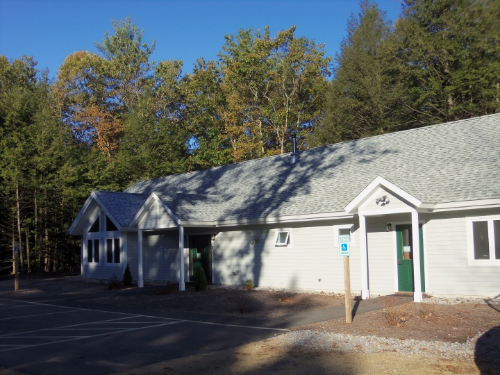 The newest Quaker meetinghouse in New Hampshire belongs to Concord Friends.
