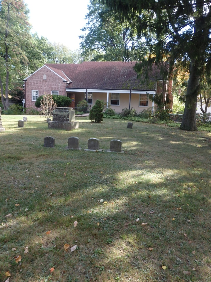 Hartford Friends returned to the site of an early Quaker meetinghouse when they revived their congregation after World War II.
