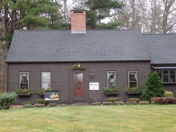 Seabrook's 1701 meetinghouse